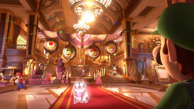 Luigi s Mansion 3