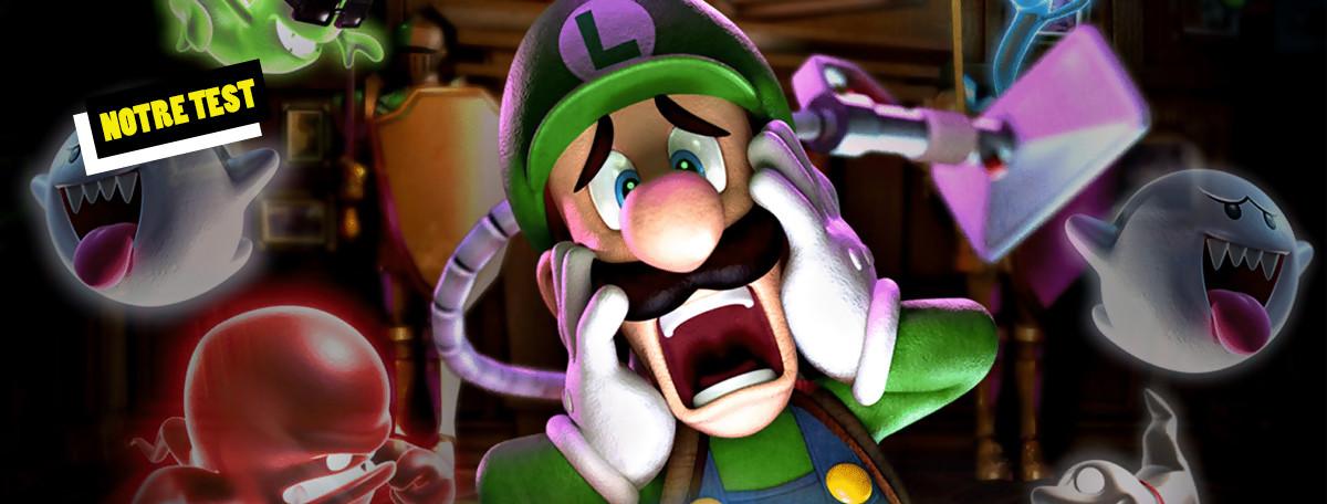 Test Luigi's Mansion 3 : c'est le meilleur épisode de la série