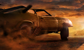 Mad Max : gameplay trailer sur PS4