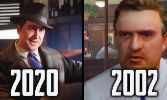 Mafia Remake (2020) VS Mafia Original (2002) : une vidéo comparative pour consta
