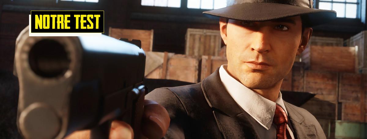 Test Mafia Remake : le jeu culte est de retour, et il a mis son plus beau costum
