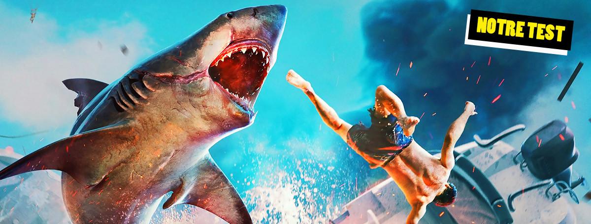 Test ManEater : le Requin Playing Game qui ne manque pas de mordant !