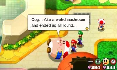 Mario and Luigi Bowser s Inside + Bowser Jr. s Journey