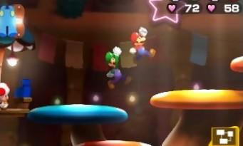 Mario and Luigi Bowser's Inside + Bowser Jr.'s Journey