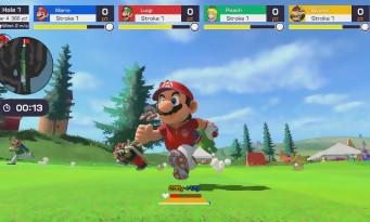 Mario Golf : Super Rush