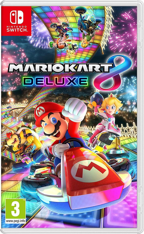 Test Mario Kart 8 Deluxe Sur Nintendo Switch