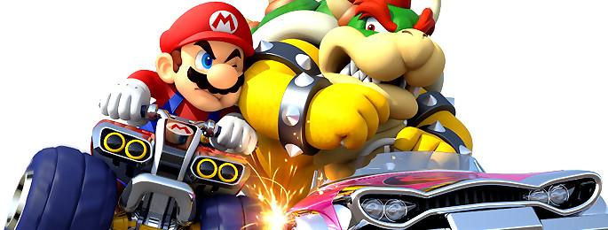 Test Mario Kart 8 sur Wii U