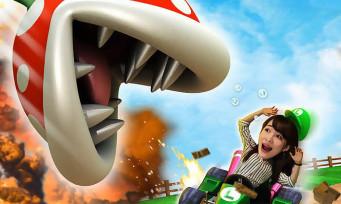 Mario Kart Arcade GP VR : toutes les informations sur le jeu