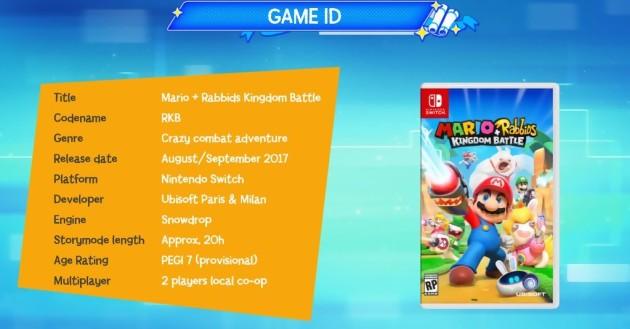 Mario + Lapins Crétins : Kingdom Battle