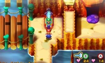 Mario & Luigi : Superstar Saga et Les sbires de Bowser
