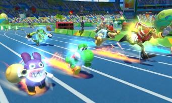 Mario e&  Sonic aux Jeux Olympiques de Rio 2016