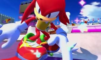 Mario & Sonic aux Jeux Olympiques de Tokyo 2020 : trailer E3