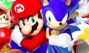 Mario & Sonic aux J.O. de Tokyo : un coup de pub dans un aéroport