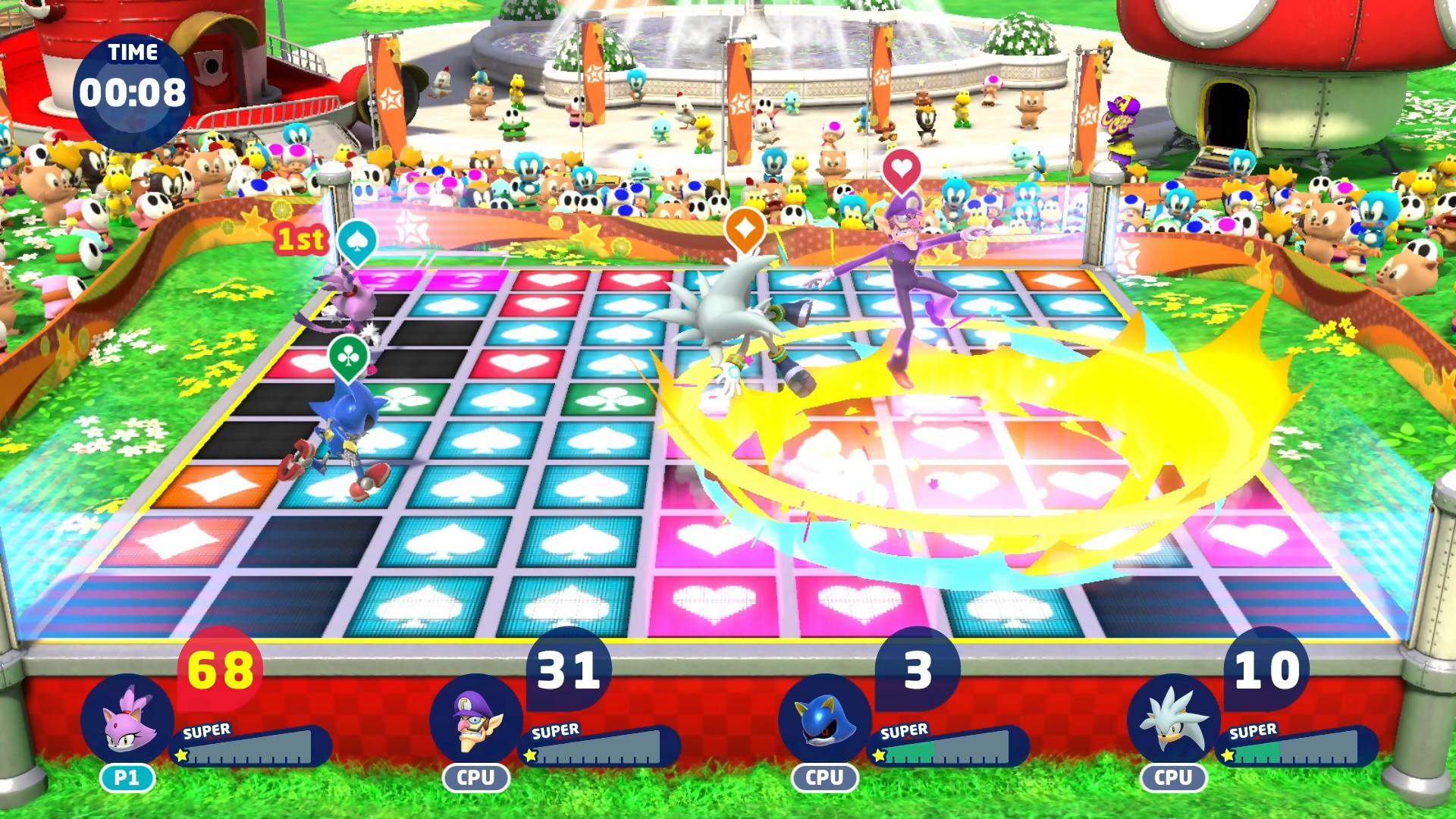 Mario Sonic Aux J O De Tokyo 2020 Les épreuves Rêve En