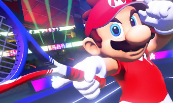 Mario Tennis Aces : un premier trailer de gameplay sur Switch