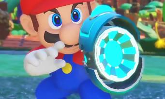 Mario et Les Lapins Crétins : toutes les attaques de Mario en vidéo