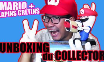 Mario + The Lapins Crétins : notre unboxing de l'édition collector