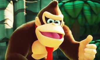 Mario + Lapins Crétins : Donkey Kong s'invite dans un DLC, un trailer rythmé !