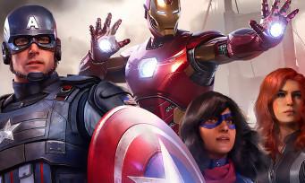 Marvel's Avengers : le trailer de lancement en 4K est là