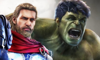 Marvel's Avengers : une grosse présentation de gameplay