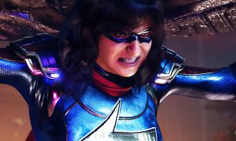 Marvel's Avengers : une nouvelle vidéo de gameplay avec Thor