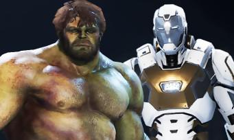 Marvel's Avengers : une flopée d'images pour les différents costumes