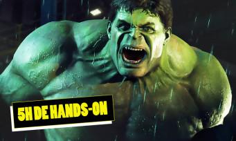 Marvel's Avengers : on y a joué 5h, il y a du bon mais aussi du moins bon