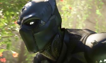 Marvel's Avengers : Black Panther se dévoile dans un trailer acéré