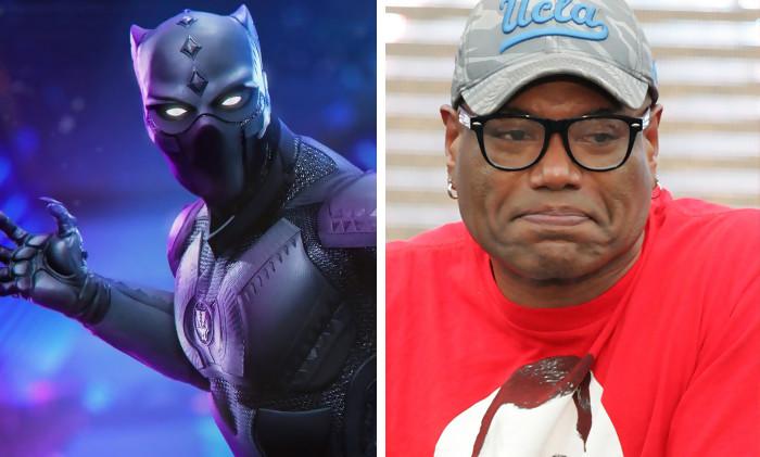 Marvel's Avengers : Christopher Judge (Kratos dans God of War) sera la voix de Black Panther