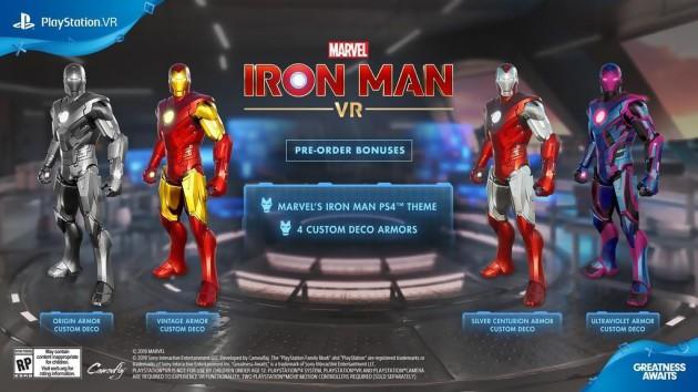 Marvel s Iron Man VR