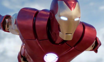 Marvel's Iron Man VR : trailer de gameplay avec le PlayStation VR