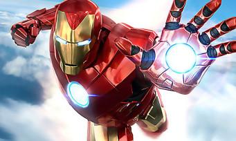 Marvel's Iron Man VR : encore un jeu repoussé, Tony Stark va devoir patienter un peu