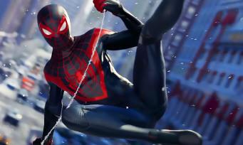 Spider-Man Miles Morales : un premier trailer enneigé sur PS5