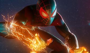 Spider-Man Miles Morales : du gameplay étincelant sur PS5