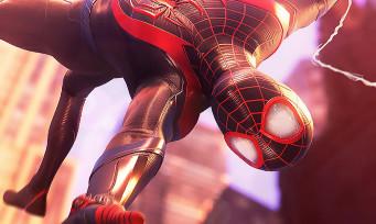 Spider-Man Miles Morales : du gameplay en 4K avec du camouflage