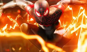 Spider-Man Miles Morales : une vidéo et des images qui claquent sur PS5