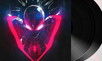 Marvel's Spider-Man Miles Morales : la BO arrive au format vinyle, les visuels sont superbes