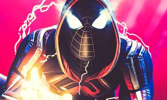 Spider-Man 2 PS5 : l'acteur jouant Miles Morales a-t-il fait fuiter le jeu ?