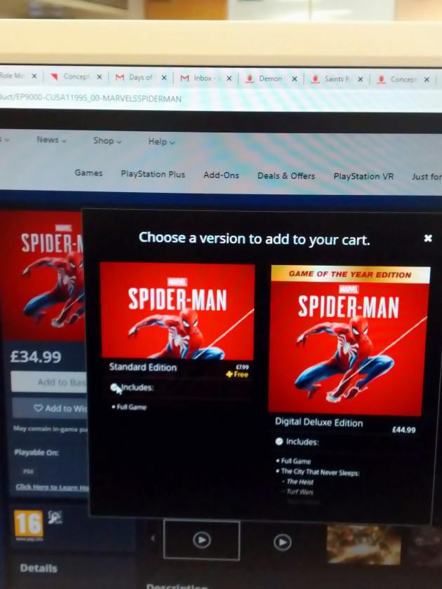 Marvel s Spider-Man