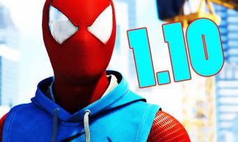 Spider-Man : la nouvelle mise à jour tisse sa toile, voici toutes ses nouveautés