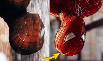 Spider-Man : les fans recréent les scènes de la trilogie Sam Raimi