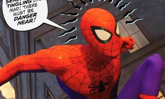 Spider-Man : il fait un véritable comics grâce au mode Photo !