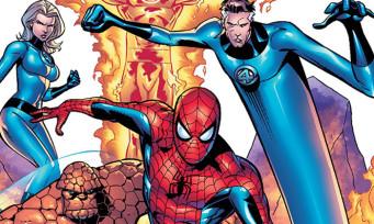 Spider-Man : du contenu dédié aux Quatre Fantastiques, ça promet !