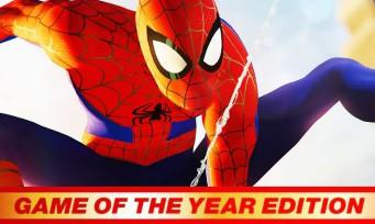 Spider-Man : l'édition GOTY s'offre un trailer épique