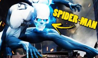 Spider-Man : un trailer réunit tous les costumes complètement fous du jeu