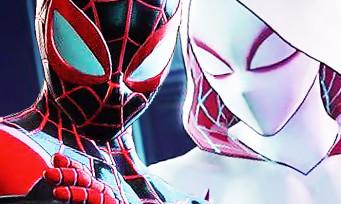 Marvel Ultimate Alliance 3 : du gameplay pour Spider-Gwen et Miles Morales !