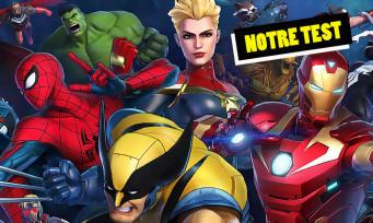 """Test Marvel Ultimate Alliance 3 : c'est un peu le """"Avengers Disassembled"""