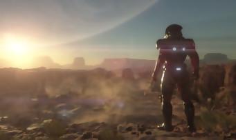 Mass Effect 4 : le premier trailer du jeu à l'E3 2015