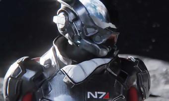 Mass Effect Andromeda : un trailer qui se regarde depuis l'espace