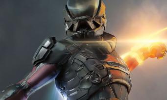 Mass Effect Andromeda : le jeu ne sortira pas tout de suite sur Switch